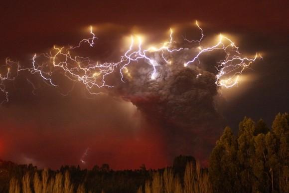 Vulkán kitörés, Chile - 2011.06.